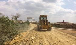 estabilización camino Angola 3